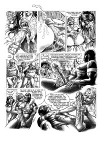 erotic comics bdsm hilda bdsm comics chapter part