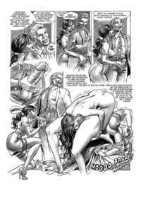 erotic comics bdsm hilda bdsm comics chapter part hanz kovacq porn