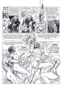 erotic comics bdsm hilda adult comics chapter three part