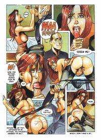 erotic comics bdsm vintage bondage comics bdsm