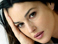 erotic photos gallery news photos monica belluci bellucci page