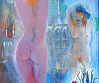 erotic pics field main stephen nicol erotic fantasies juliet honfleur france expat artists transcend eroticism