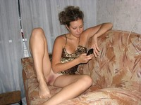 ex girlfriends nude pictures original naughty girlfriend flaunts pussy sofa