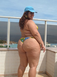 fat big beautiful women