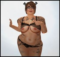fat big beautiful women old mairead mcconnell grrrrl
