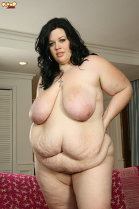 fat chubby porn pic pictures solo plump mature rippling belly fat bbw