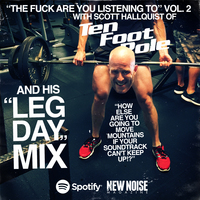 foot fuck pictures leg day mix scott hallquist ten foot pole spotify playlist fuck listening volume