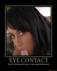 free blow job galleries eye contact blow demotivational poster profiles jack persuasion