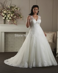 free fat woman pics wsphoto free shipping plus size wedding dress fat women lace beaded bride gown appliques sexy sheer back store product dresses gowns mermaid zipper organza