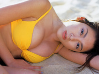 free hot bikinis cute hot yellow bikini chika kaizu wallpaper jxhy
