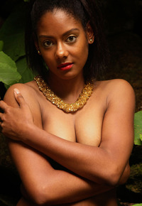 free nude pics of black woman