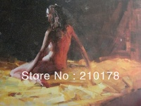 free nude sexy woman wsphoto free shipping wholesale oil painting nude sexy woman modern wall decor art hand painted item best