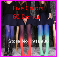 free pictures of women in nylons wsphoto free shipping fashion font women harajuku colors gradient tattoo tights nylons price
