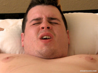 fucking chubby pics chubby fucking sucking cum stockydudes brandon kayden huge young chub gets fucked hairy guy