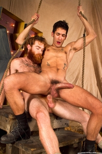 ginger porn pics james jamesson red hair ginger gay porn star beard cock doodle