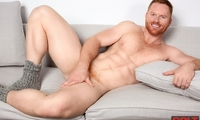 ginger porn pics muscled ginger seth fornea rare breed