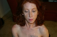ginger porn pics dev devotee hard candy circle