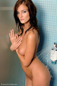 girl in shower porn baad blonde girl taking long shower