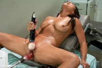 girls and fucking machines adrianna luna fucking machines