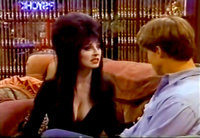 great boob photos elvira show mistress darks failed cbs sitcom promised tit schtick few magic tricks