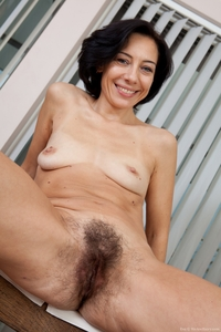 hairiest pussy pic models eva small tit spreads extremely hairy pussy woodfloor