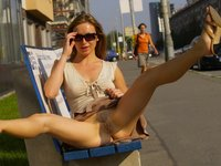 hairy pussy pic photos exposed public photo hairy pussy flashed street