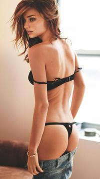 hot ass pic miranda kerr hot ass thong