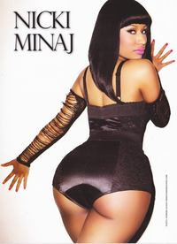 hot big ass zailhtvf nicki minaj hot booty blac