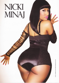 hot big ass nicki minaj hot booty black satin teddy blackmen ssx tribute magazine ass nude