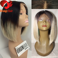 hot big bobs photo htb xxfxxxx brazilian blonde wig font bob cut dark roots ombre popular bobs