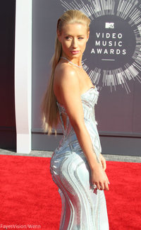 hot big butts photos iggy azalea mtv vmas