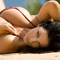 hot boob girl image denise milani wallpaper