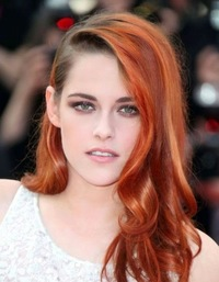 hot brunettes copper red hair color trends springsummer