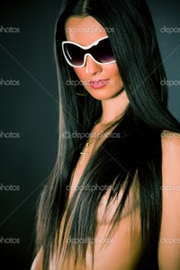 hot girl nude pictures depositphotos nude sexy girl glasses stock photo