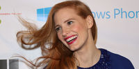 hot girls redhead nrm jessica chastain red hair beauty redhead facts