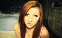 hot girls redhead green eyes redhead wallpapers