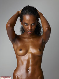 hot naked black females