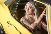 hot pics of hot models hotord model ashley croft hot rod pinup