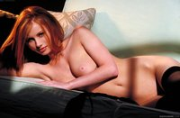 hot red head galleries digital desire anya hot red head