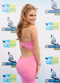 hot sexy ass gallery maria menounos sexy ass wrapped hot pink dress something awards santa monica category page
