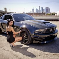 hot sexy brunettes pics lthumbs sexy brunette girl hot black car wallpaper