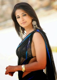 hot sexy buts anushka shetty hot photos black saree sexy