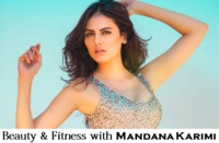 hot sexy buts mandana karimi beauty fitness tips kareena kapoor khan zero figure secret diet plan workout routine