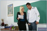hot teachers sex pics system pics super hot teacher holly sampson feeling horny after class