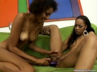 hot thin chicks videos screenshots preview hot skinny black chicks take toys pussies