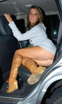 hot up skirt pictures emma greenwood hot upskirt getting out car category celebrity page