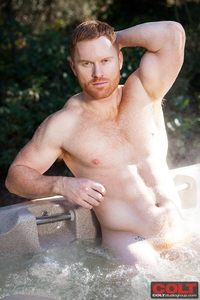 hottest pornographic pictures seth fornea naked showing his hot redhead dick gay porn colt studio group quickie officially shows