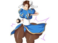 huge ass pictures chun huge ass dabeenlee art