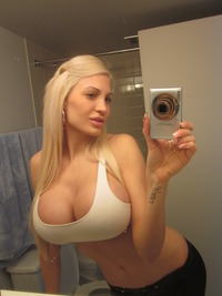 huge breast and tit photo bosom