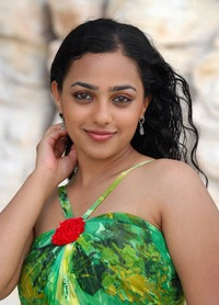 image hot big boobs hot boobs nitya menon stills near beach